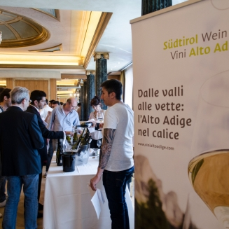 Promotion of South Tyrolean wines